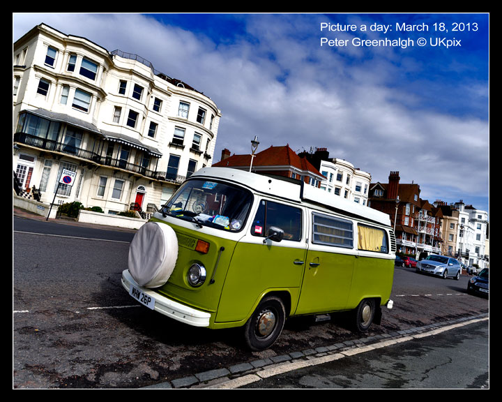 pic a day 2013 - 077 - Peter Greenhalgh
