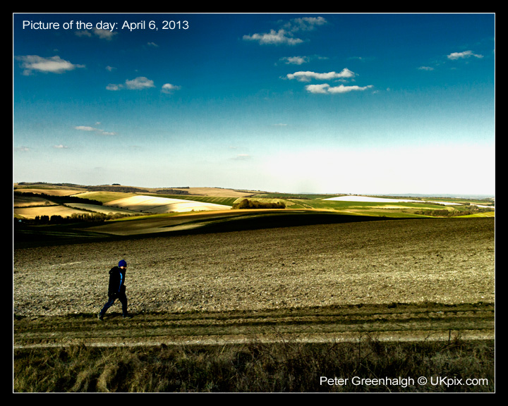 pic a day 2013 - 096 - Peter Greenhalgh